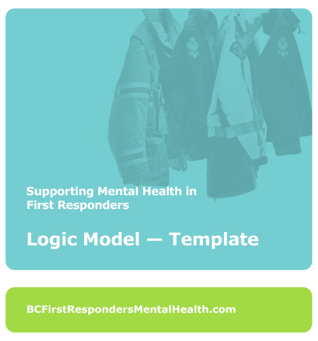 BC First Responders' Mental Health